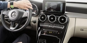 Mercedes : une application de navigation porte à porte pour l'Apple Watch