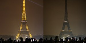 Le dancefloor d'Earth Hour rallumera la Tour Eiffel