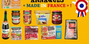 Made in France: des arnaques dans les rayons!