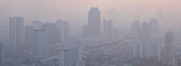 Pollution de l'air : l'OMS exhorte les pays à mettre en  et oelig;uvre l'Accord de Paris
