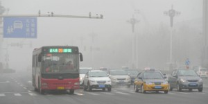Pollution en Chine : les méfaits de 'l'émergence' industrielle
