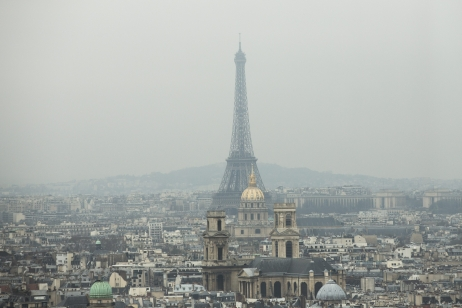 Retour de la pollution aux particules en Ile-de-France