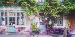 Verdure et maisonnettes : Paris secret en 15 images Instagram